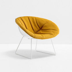 Gliss Lounge 340/3 | Lounge chairs | PEDRALI