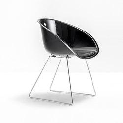 Gliss 921 | Restaurant chairs | PEDRALI