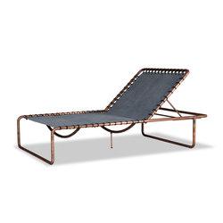 RIMINI Reclining beach lounger | Liegestühle | Baxter