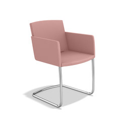 Leon II  2665/10 | Visitors chairs / Side chairs | Casala