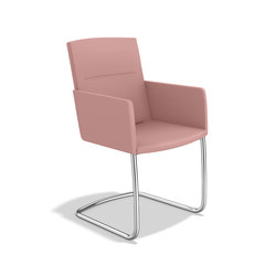 Leon II  2665/11 | Visitors chairs / Side chairs | Casala