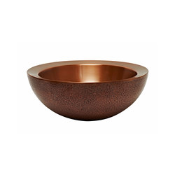 Vintage Collection | Truro Countertop Copper Wash Basin | Lavabi | BAGNODESIGN