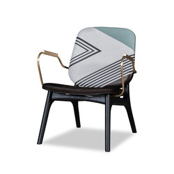 THEA | S.E. PRINTED Armchair | Lounge chairs | Baxter