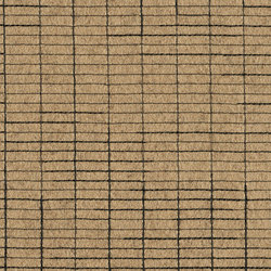 Navigate | Interlace Camel | Tessuti imbottiti | Luum Fabrics