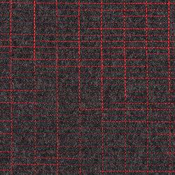 Navigate | Network Red | Upholstery fabrics | Luum Fabrics