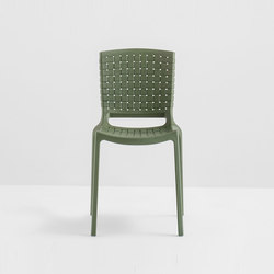 Tatami 305 | Restaurant chairs | PEDRALI