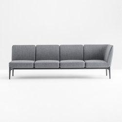 Social | Divani lounge | PEDRALI