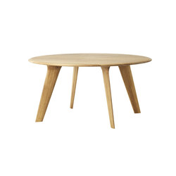 Wing Table - Round Ø150 | Tavoli pranzo | Lange Production