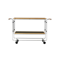 HB 128 Bar Cart | Dessertes | Lange Production