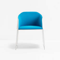 Laja 881 | Visitors chairs / Side chairs | PEDRALI