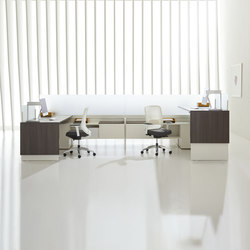 Expansion Cityline | Desking systems | Teknion