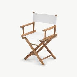 Directors Chair | Gartenstühle | Skagerak