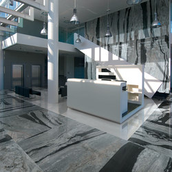 Renaissance Rio Black | Ceramic panels | Cancos