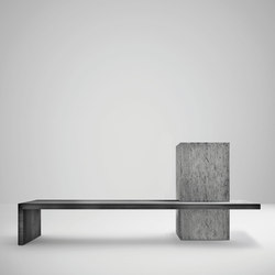 HT114 | Waiting area benches | HENRYTIMI