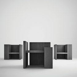 HT115 solida | Chairs | HENRYTIMI