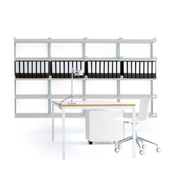 Brisbane | BSB 00 | Office shelving systems | Made Design