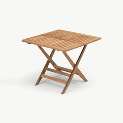 Nautic Table 85 | Tables à manger de jardin | Skagerak