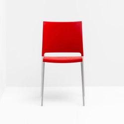 Mya 700 | Multipurpose chairs | PEDRALI