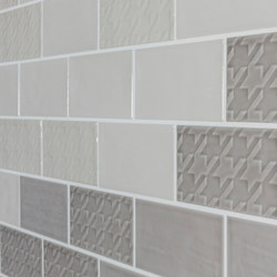 Whisper Greige / Tortora / White | Ceramic tiles | Cancos