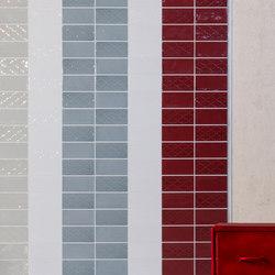 Whisper White / Aquamarina / Zucchero / Porpora | Ceramic tiles | Cancos