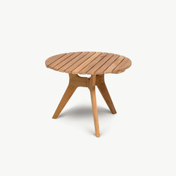 Regatta Lounge Table | Tables d'appoint de jardin | Skagerak