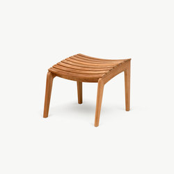Regatta Lounge Stool | Gartenhocker | Skagerak