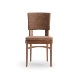 Elle-A-Square | Visitors chairs / Side chairs | Motivo