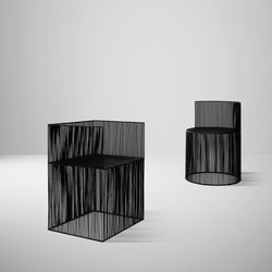 HTAS101 tonda e quadra | Stühle | HENRYTIMI