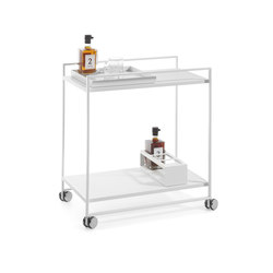 Flat Carrello portavivande | Tea-trolleys / Bar-trolleys | Yomei
