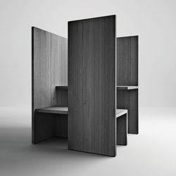 HTGR103 pensiero | Hotdesking / temporary workspaces | HENRYTIMI