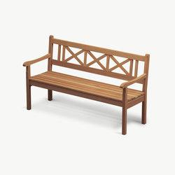 Skagen Bench | Gartenbänke | Skagerak