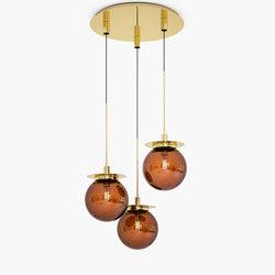 Éclat d'Eau – 3-LIGHTS Pendant Lamp | Éclairage général | GIOPAGANI