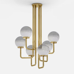 Illogica Allegria – Chandelier | Suspended lights | GIOPAGANI