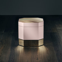 SENZA FINE Bedside Table | Night stands | GIOPAGANI