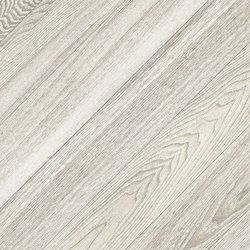 Chevron Blanchi | Ceramic panels | Refin