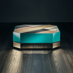 SENZA FINE Coffee Table Low | Couchtische | GIOPAGANI