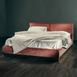 SENZA FINE Bed | Beds | GIOPAGANI