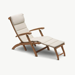 Steamer Deck Chair | Méridiennes de jardin | Skagerak