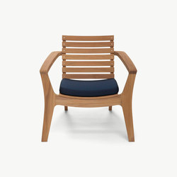 Regatta Lounge Chair | Garden armchairs | Skagerak