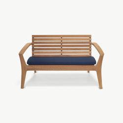 Regatta Lounge Bench | Gartenbänke | Skagerak