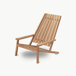 Between Lines Deck Chair | Sessel | Skagerak