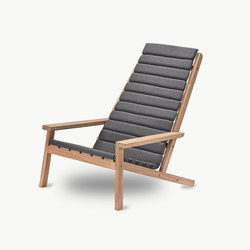 Between Lines Deck Chair | Armchairs | Skagerak