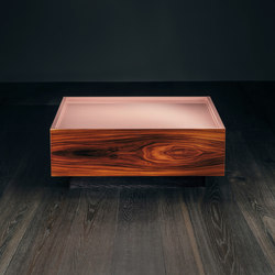 Esprit Noir – ESSENCE Coffee Table Low | Mesas de centro | GIOPAGANI