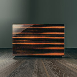 Esprit Noir – ESSENCE Drawer | Sideboards | GIOPAGANI