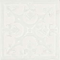 Voyager Ceiling White | Ceramic tiles | Refin