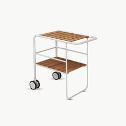 Fuori Serving Trolley | Chariots | Skagerak