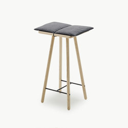 Georg Bar Stool Low | Taburetes | Skagerak
