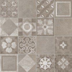 Tribeca | Decor Patchwork | Ceramic tiles | Novabell