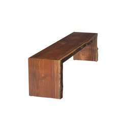 Timbre Bench Square Edge | Bancs d'attente | Altura Furniture