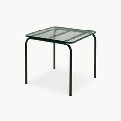 Mira Table 80 | Dining tables | Skagerak